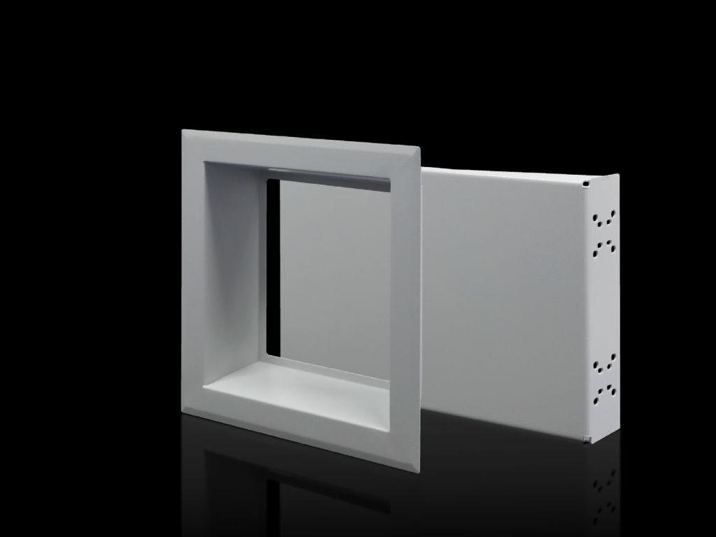 Main switch installation adaptor for door installation