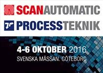 Scanautomatic 4-6 oktober