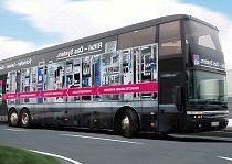 Rittal on Tour con el Bus-Exposición