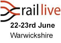 See us at Rail Live 2016
