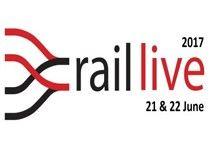 See us at Rail Live 2017