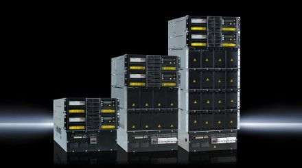 Reliable power supply in the data centre – with Rittal ABB UPS systems