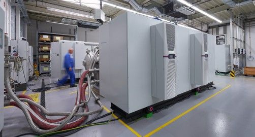 Xylem Services Gmbh Cuts Operating Costs With Rittal Blue