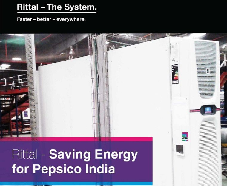 Rittal - Saving Energy for Pepsi India