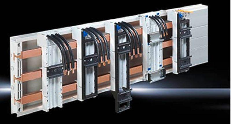 Rittal S New Adaptor For Riline60 Busbar System Rittal