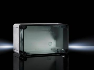 Polycarbonate enclosures PK without knockouts