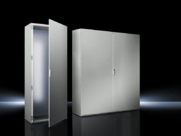 Systemowe szafy pojedyncze SE 8