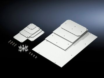 Mounting plate for PK