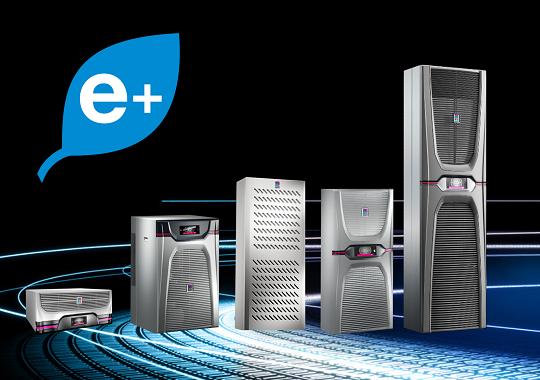 Refrigeradores y Chillers Blue e+.